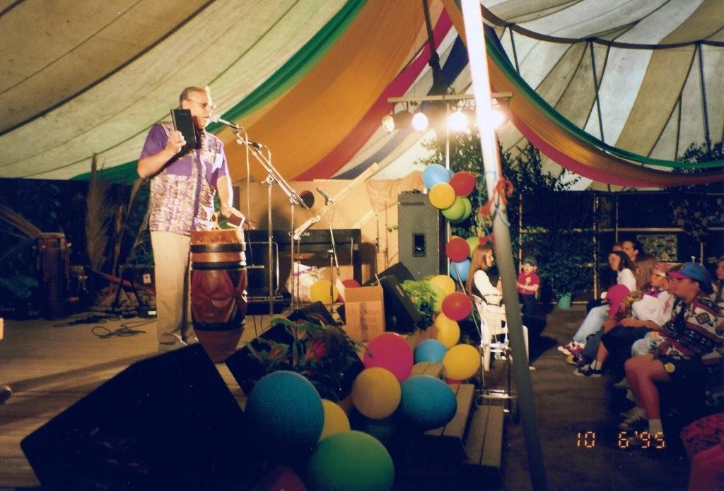 Lähetysjuhlat 1995