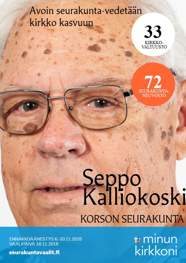 Seppo Kalliokoski